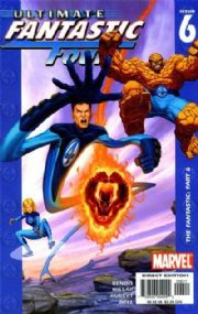 Ultimate Fantastic Four #6 Marvel Comics US Import